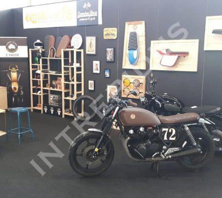 Stand Cafe Race & Intrepidus Verona 2018