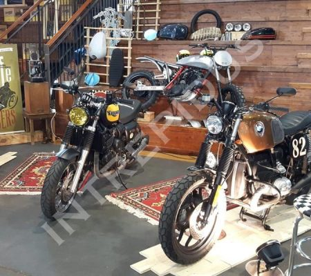 Garage Gallery Intrepidus Moto artigianali 2017