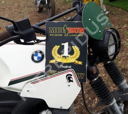 Mud Run 2018 Epika Intrepidus è prima al Wild Rally